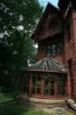 Un lato della Casa-Museo di Mark Twain