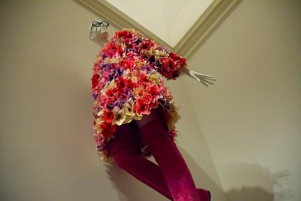 Abito di fiori al Metropolitan Museum of Art