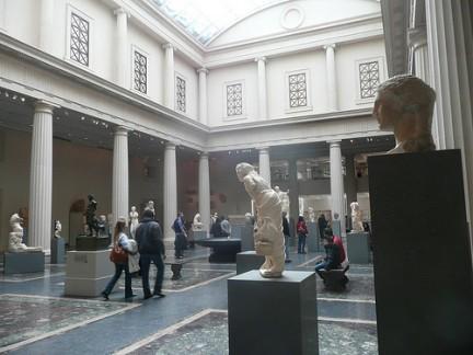 Cortile Metropolitan Museum of Art
