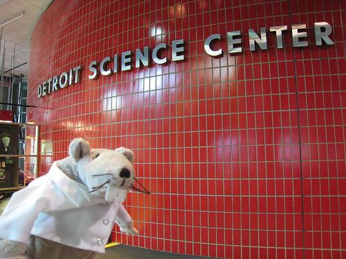 Detroit Science Center.