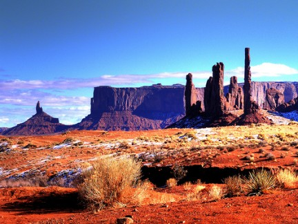 Panorama Monument Valley