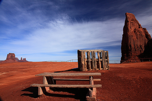 Interno Monument Valley