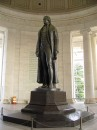 Statua in bronzo di Thomas Jefferson