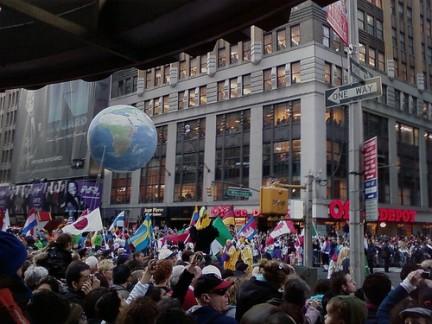 Macy's Thanksgiving Day Parade Il Mondo