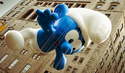 Macy's Thanksgiving Day Parade Puffo