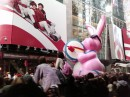 Macy's Thanksgiving Day Parade Coniglio con tamburo