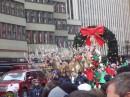 Macy's Thanksgiving Day Parade e poi verra' Natale
