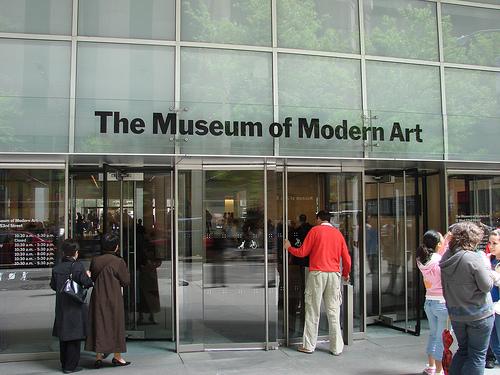 Museo de Arte New York New York Museum of Modern Art