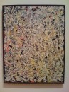 Jackson Pollock--White Light - 1954