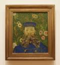 Ritratto di Joseph Roulin - Vincent Van Gogh