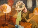 The Hat Maker - Edgar Degas