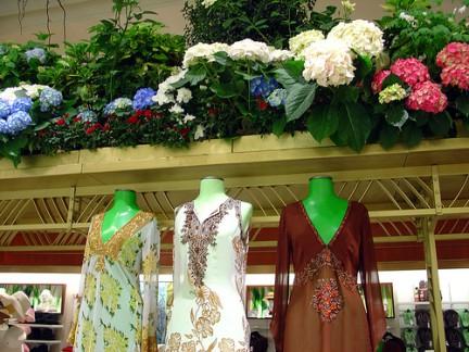 PR Mostra di fiori ed abiti floreali - Macy's