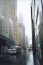 New York in un giorno di pioggia