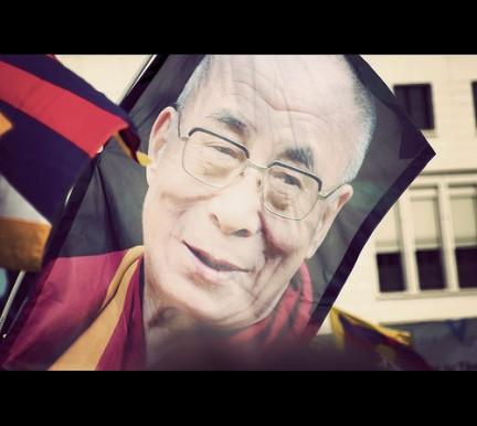 Bandiera del Dalai Lama