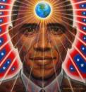 Ritratto di Obama