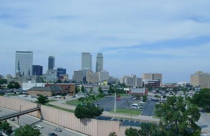 Panorama di Tulsa