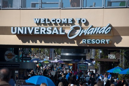 Entrata Universal Orlando Resort