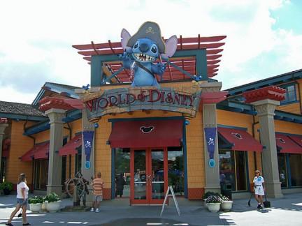 Entrata Walt Disney World Resort