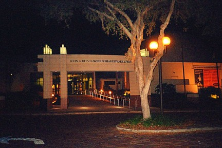 University of Central Florida-Teatro di Shakespeare
