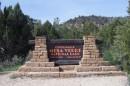 Entrata al Parco di Mesa Verde