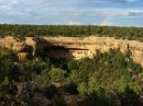 Panorama sulle Cliff-dwelling