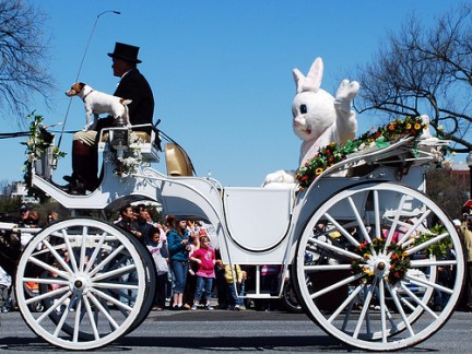 Parata di Pasqua a Washington