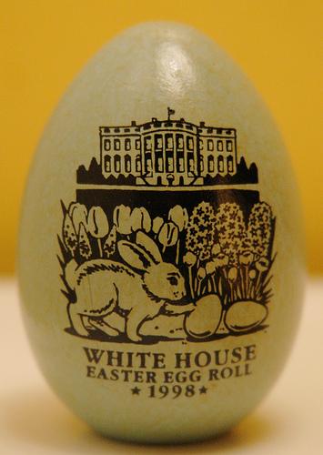 Uovo in ricordo dell'Egg roll del 1998