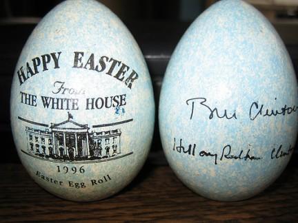 White House uova di Pasqua