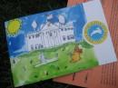 DIsegno dei bambini in ricordo dell'Egg roll alla Casa Bianca