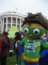 Super Why - White House