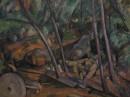 Foresta di Paul Cezanne