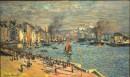 Port of Le Havre di Claude Monet al Philadelphia Museum of Art