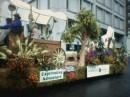Un carro al Grand Floral Parade