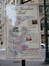 Mappa percorso Freedom Trail