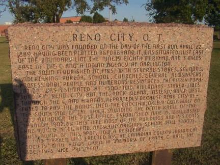 Storia di Reno