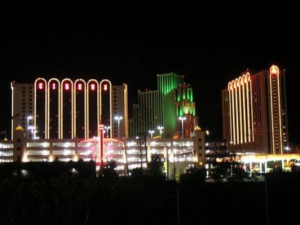 Vita notturna a Reno