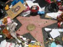Michael Jackson Star sul Blvd. di  Hollywood