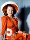 Rita Hayworth negli anni '40
