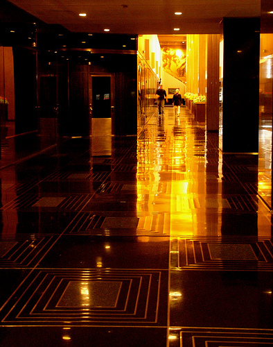 Interno Rockefeller Center