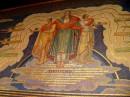 Mosaico murale del 1930 di Barry Faulkner al Rockefeller Center