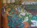 Interno Coit tower -Murals