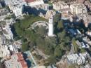 La Coit Tower vista dall'alto