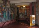 Murals sulle pareti della Coit tower
