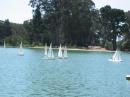 Spreckels Lake - Golden Gate Park - modellini di barche