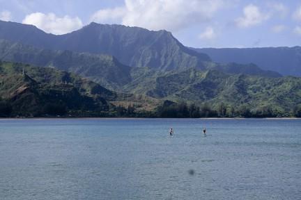 Spiagge incontaminate - Hanalei Bay