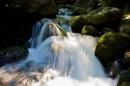 Una cascata di Hanalei Bay