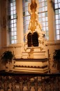Una chiesa antica che ricorda la tragedia dell'11 settmbre 2001