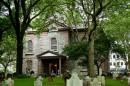 St. Paul's Chapel e il cimitero