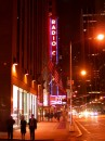 Notturno al Radio City Music Hall Backstage Tour