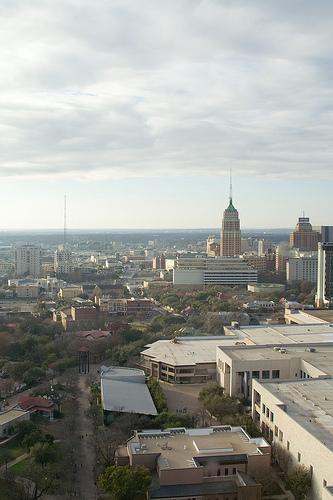 San Antonio - Panorama
